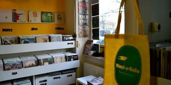 Rundumsicht - Vinyl-a-Gogo