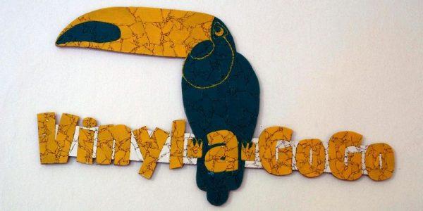 Logo - Vinyl-a-Gogo